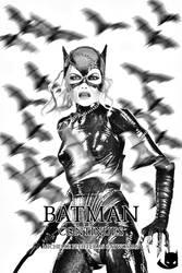 Michelle Pfeiffer as Selina Kyle aka Catwoman