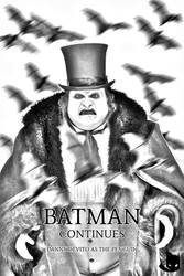 Danny DeVito as Oswald Cobblepot aka the Penguin