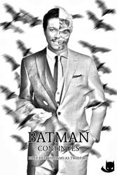Billy Dee Wiliams as Harvey Dent aka Two-Face