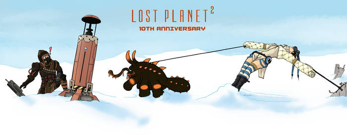 Lost Planet 2 10th Anniversary