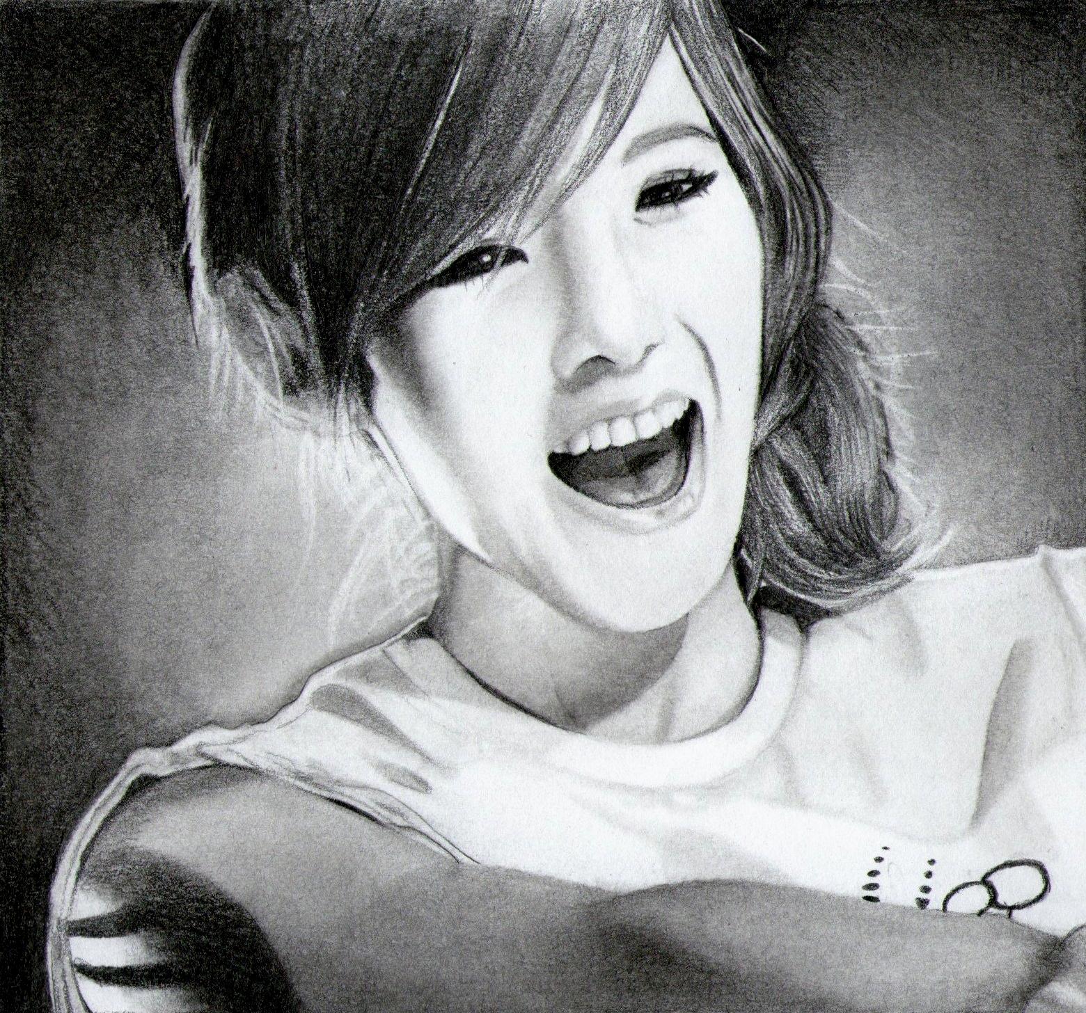 Kim Taeyeon by FourBadQuans