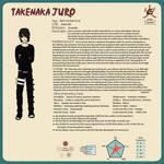 Takenaka Juro - Ninfo Card