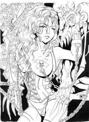 Diva demonica by Mistiqarts