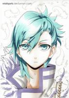 Mikaze Ai from Uta no prince Sama by Mistiqarts