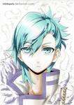 Mikaze Ai from Uta no prince Sama