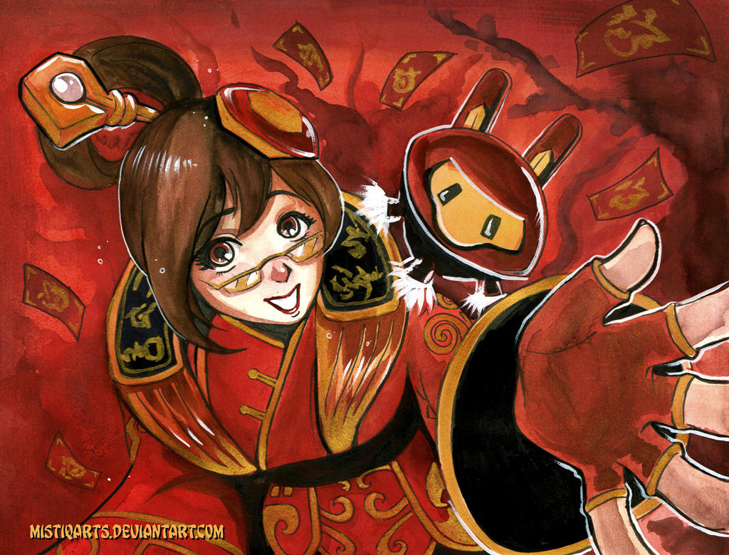 happy chinese new year rree wallpaper and video by mistiqarts - Chinese New Year Video