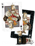 King of Spades Card Design