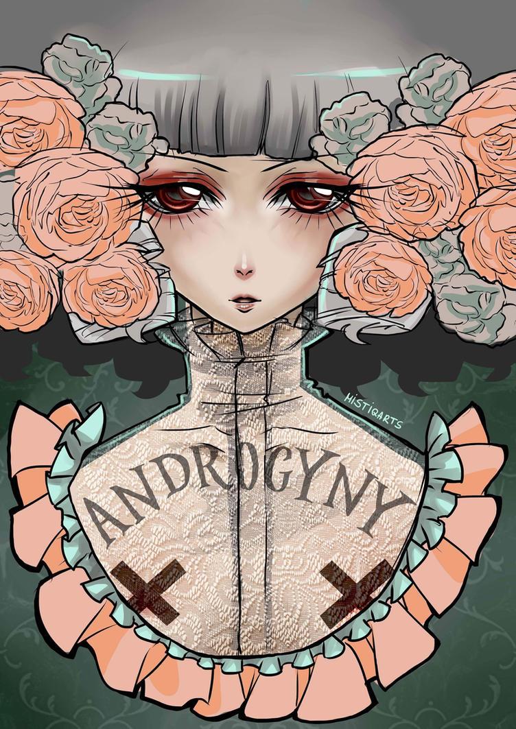 ANDROGYNY  by Mistiqarts