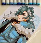 Yuliy from Sirius the Jaeger