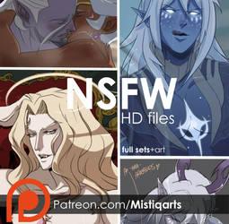 NSFW set Teaser by Mistiqarts