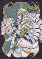 White Queen by Mistiqarts