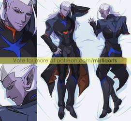 Lotor Dakimakura