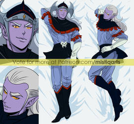 DOTU LOTOR DAKIMAKURA IS ON SALE