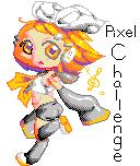 Pixel Challenge by Keikonk