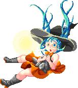 Miku Halloween by Keikonk