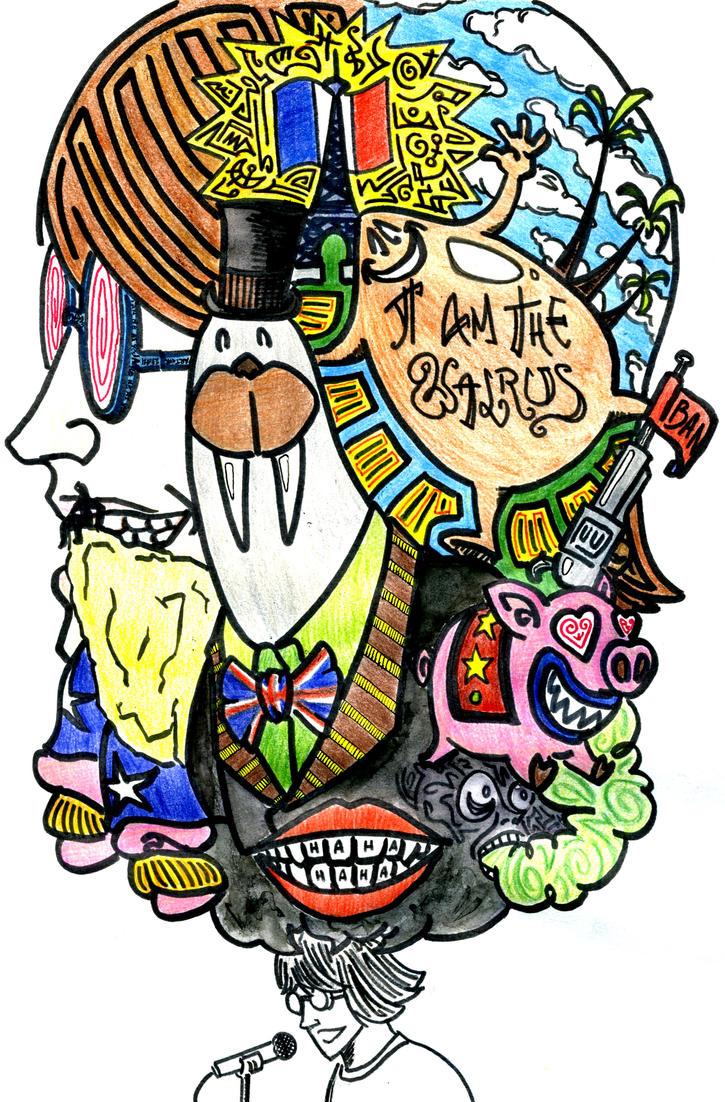 I ' M The Walrus I am the Walrus by JaK...
