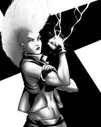Storm Can Do It by Joe-Sketch