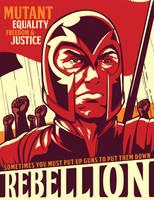 Mutant Rebellion by Joe-Sketch