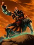 Monk awakens