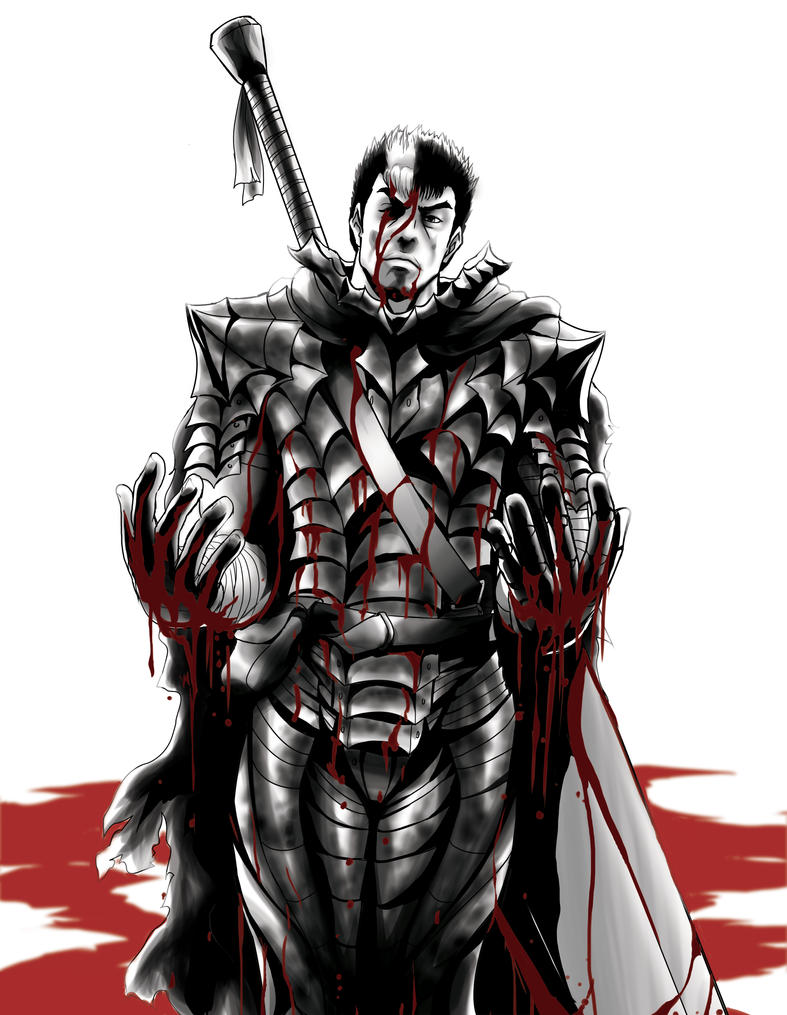 Blood and Guts by Joe-Sketch