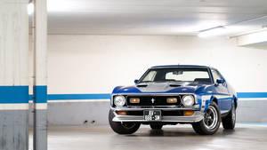 Mustang by Charles-Hopfner