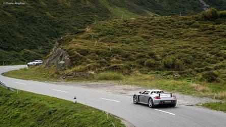 Porsche Carrera GT by Charles-Hopfner