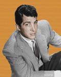 Dean Martin Check Suit Color