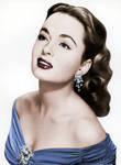Ann Blyth Colorized