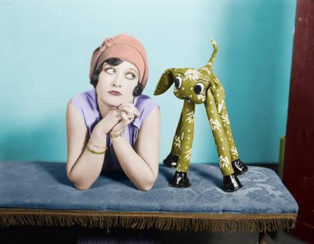 Joan CrawfordColorized 5