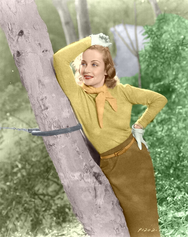 Carole Lombard 10 by ajax1946