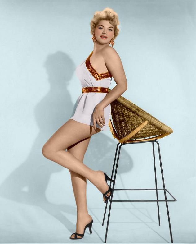 Barbara Nichols Barbara Nichols 2 by Ajax1946