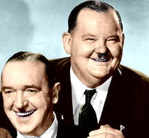 Laurel and Hardy 2 by ajax1946