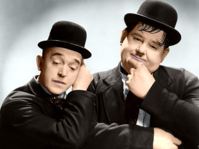 Laurel and Hardy 3 by ajax1946