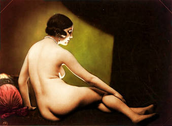 Flapper Goddess 342 by ajax1946