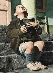 Austrian Boy 350 by ajax1946