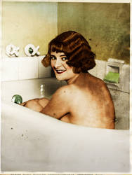 Saucy Flapper 352 by ajax1946