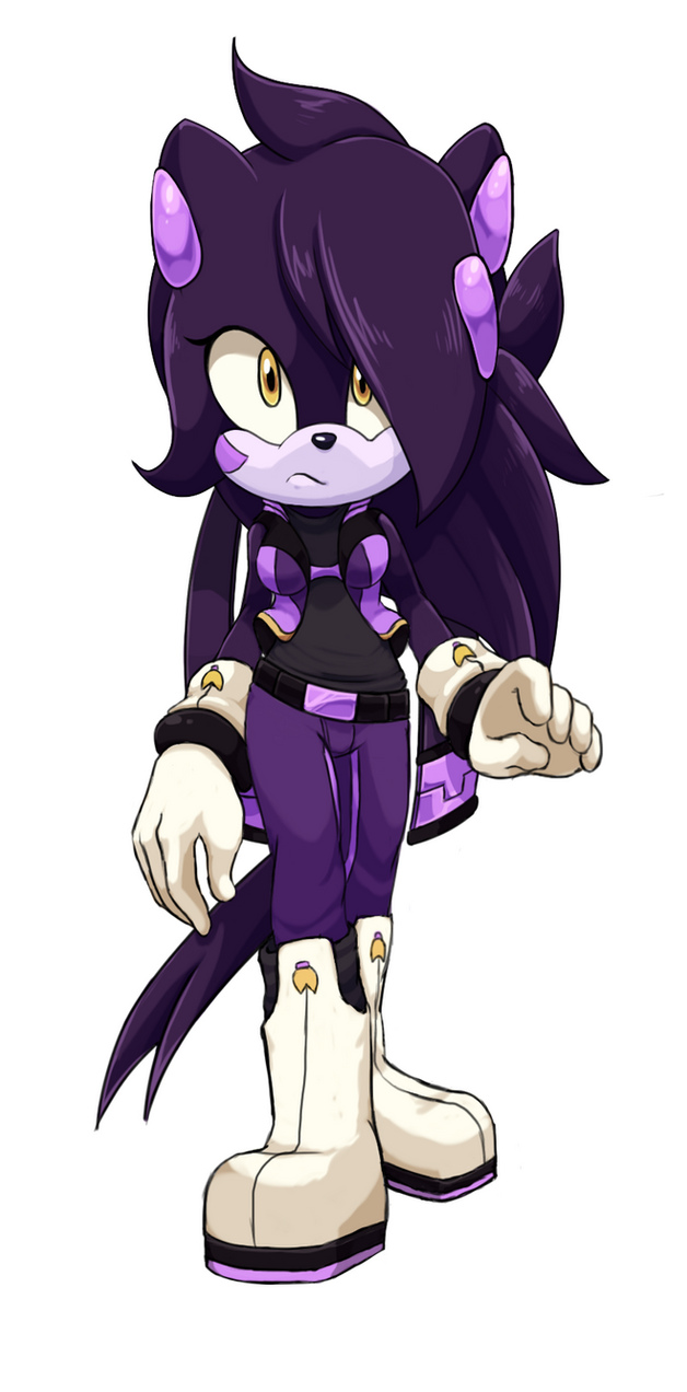 Verbena the Hedgehog by YukiCos