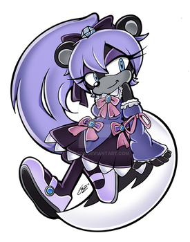 Selene the Skunk