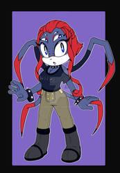Priscilla the Spider