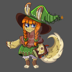 Luko the Witch