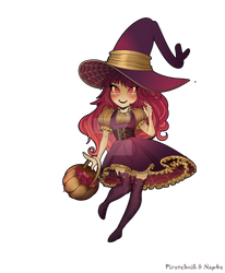 Candella the Witch