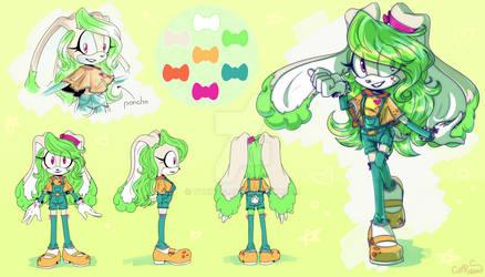 Emeralda the Rabbit