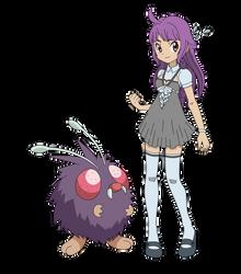Pokemon Trainer Patricia