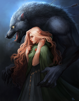Elf and Wolf