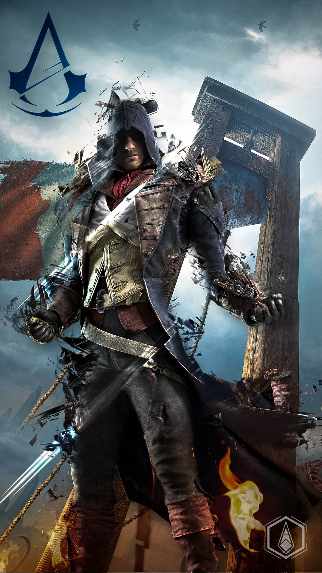 Assassin S Creed Unity Arno Victor Dorian By Iam Ea On Deviantart