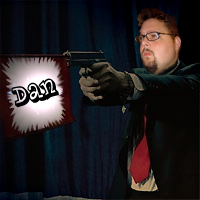 DAN ICON 1 by dancarrtoonist