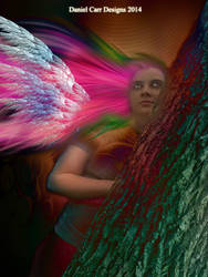 Flowing Angel