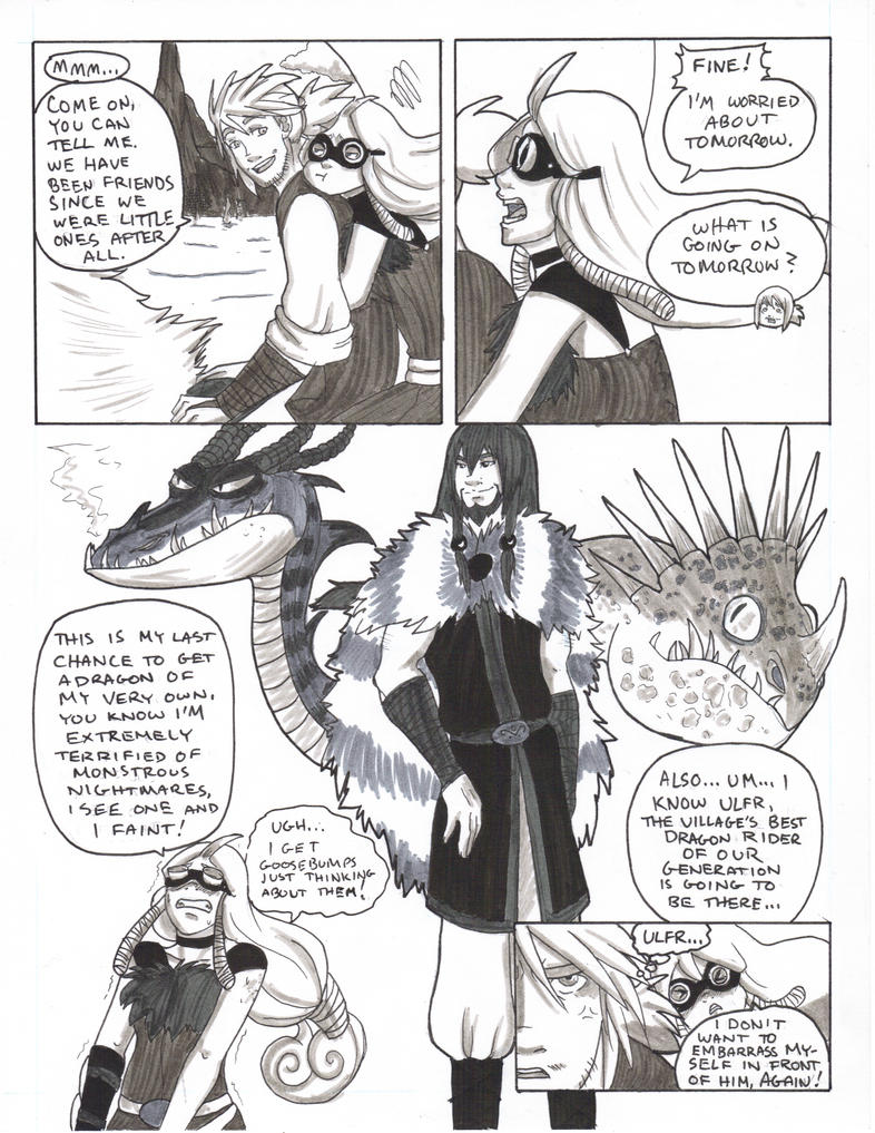 the darkness how to train you dragon comic book