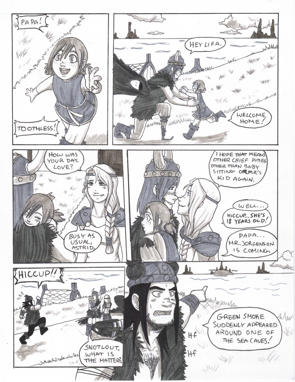 Httyd irethvespera fable 28 by yamilink on deviantart httyd irethvespera fable 28 by yamilink ccuart Image collections