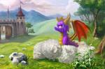 Spyro for Clawshawt